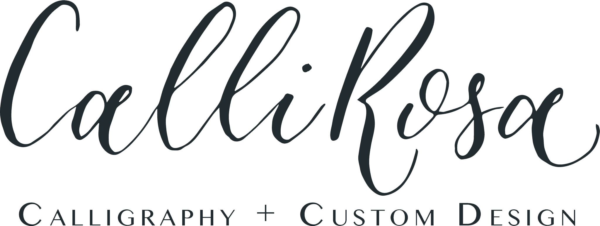 CalliRosa – Calligraphy and Custom Design