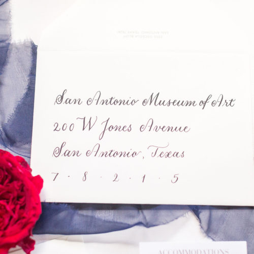 Business services CalliRosa Envelopes Client Gifts